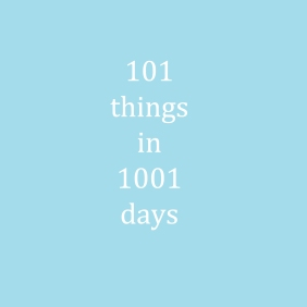 InaWorldofBees,There'sMe | 101 in 1001