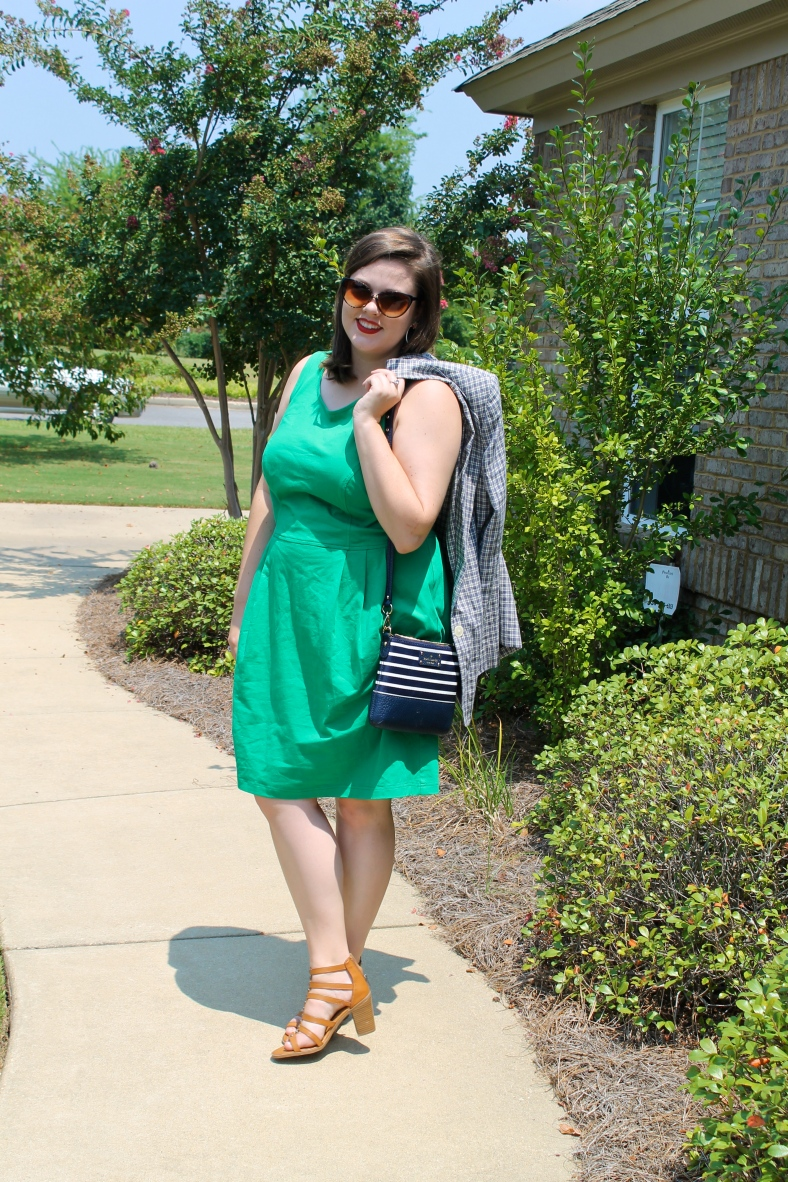 Green With Envy {inaworldofbees}
